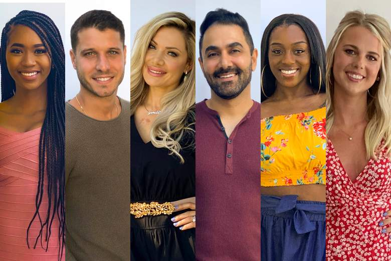 Some of the Big Brother 22 houseguests