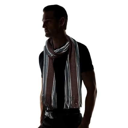 Calvin Klein Men's Rothko Chunky Roschel Muffler