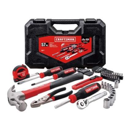 Craftsman 57-Piece Home Tool Kit
