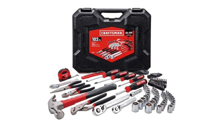 Craftsman Home Mechanic's Tool Kit