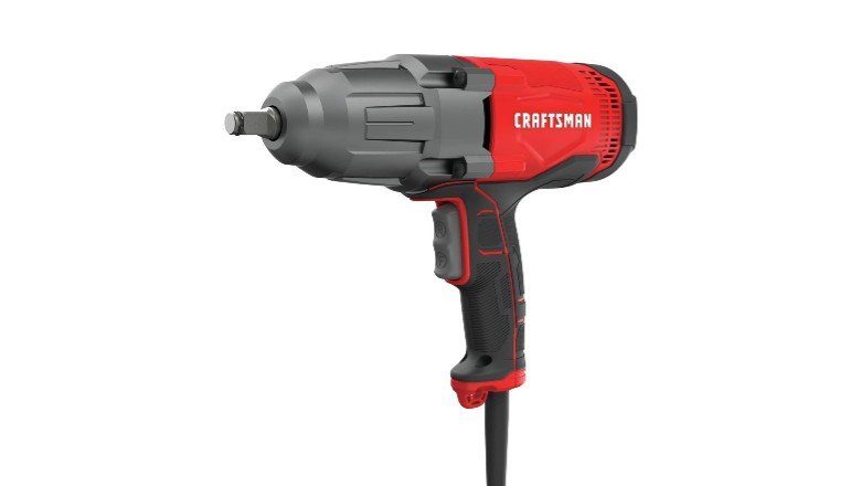 Craftsman 1/2-Inch Drive Impact Wrench