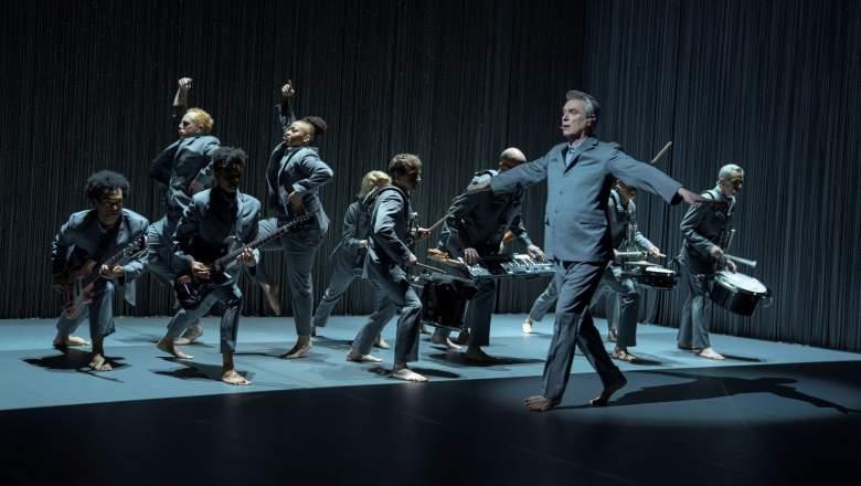 David Byrne's American Utopia on HBO