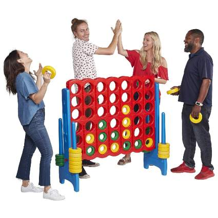 ECR4Kids Jumbo 4-to-Score Giant Game Set