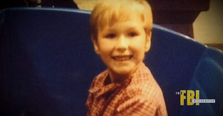 Ethan Gilman, a kidnapped 5-year-old, on the FBI Declassified