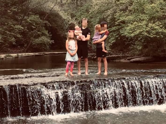 Donny and Tara Jackson Family