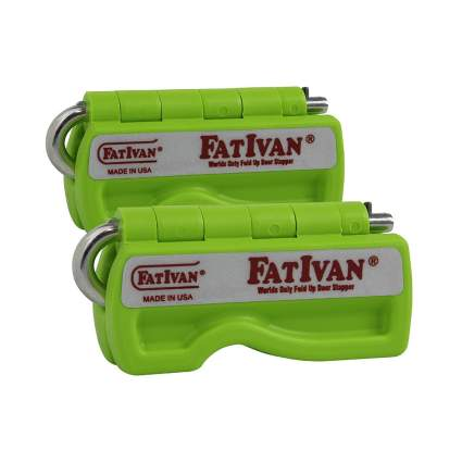 Fat Ivan Door Chock 2-Pack