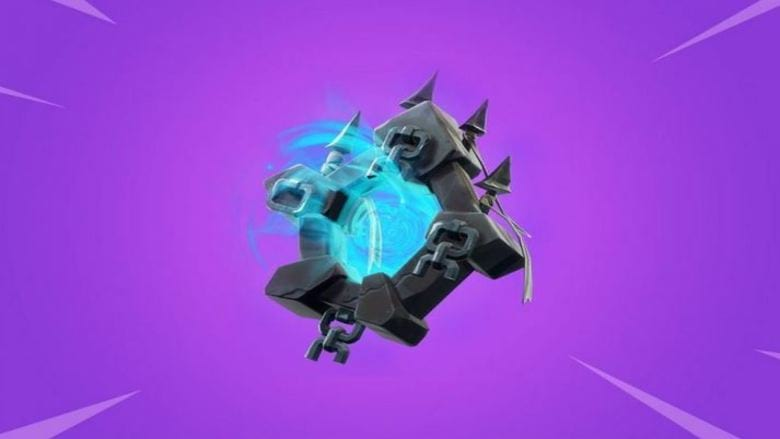 fortnite ghost portal