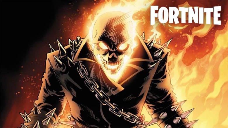 fortnite ghost rider ant man skin
