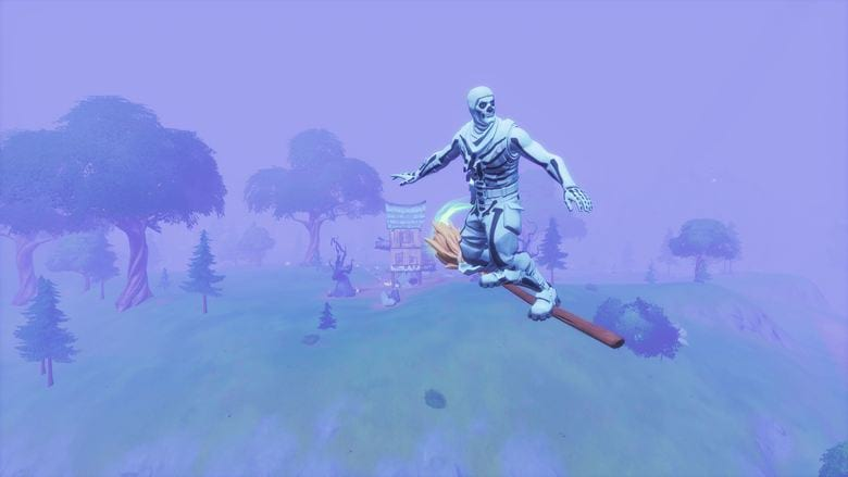 fortnite witch broom