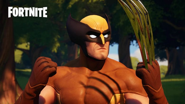 fortnite wolverine skin