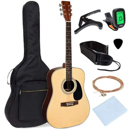 Best Choice 41-Inch Full-Size Acoustic Guitar