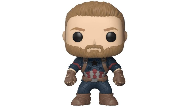 Funko Pop! Avengers Infinity War Captain America