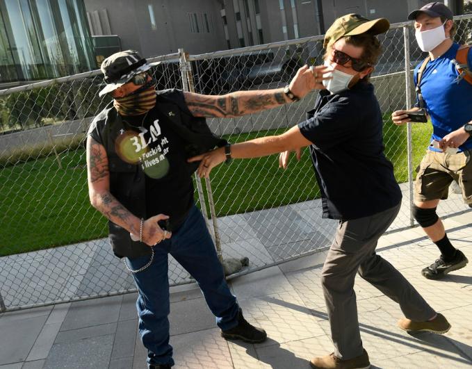 Lee Keltner, Man Shot at Denver Protest, Ran a Hat Store