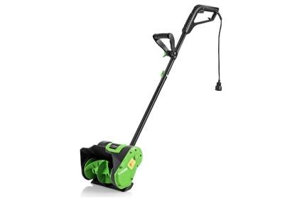 Goplus 12-Inch Electric Snow Thrower