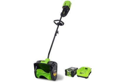 Greenworks Pro 12-Inch 80V Cordless Snow Shovel