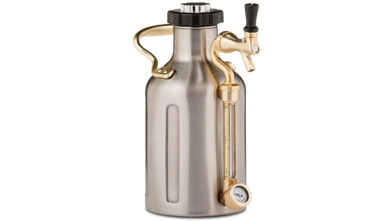 GrowlerWerks 64oz Stainless Steel uKeg
