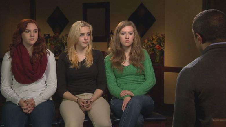 Haley, Abigail, and Rachel Shepard talk to 20/20 about their father.
