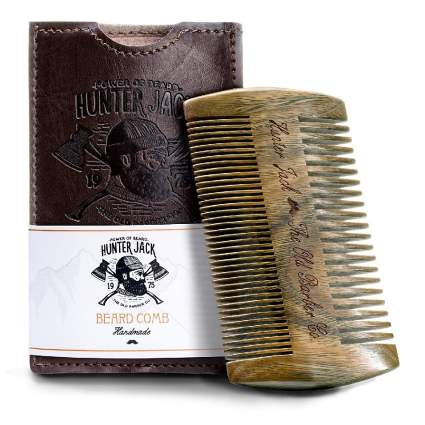 Hunter Jack Beard Comb Kit