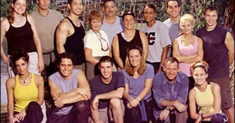 The cast of Survivor: Amazon