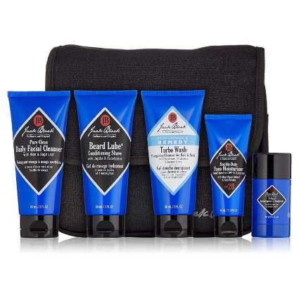 Jack Black Double-Duty Face Moisturizer Gift Set