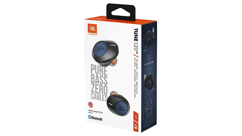 JBL Tune 120TWS Wireless Earbuds