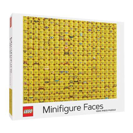 lego mini figure jigsaw puzzle
