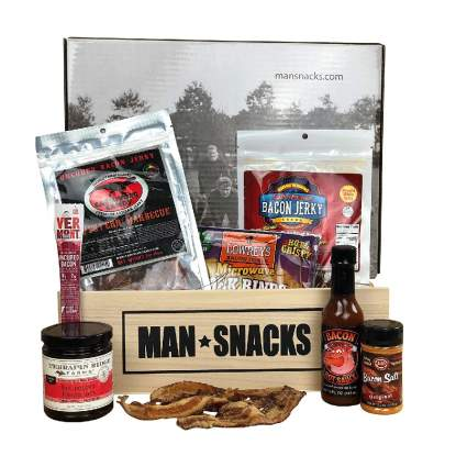 ManSnacks Bacon Bacon Bacon Gift Box