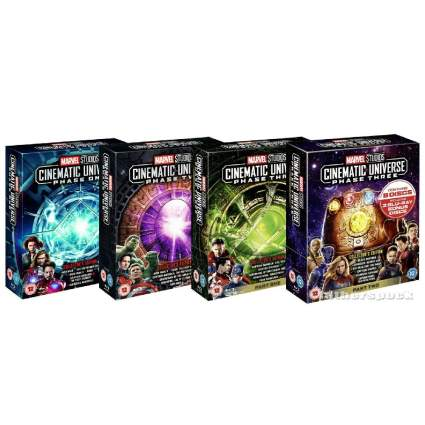 Marvel Studios Cinematic Universe Blu-Ray Set