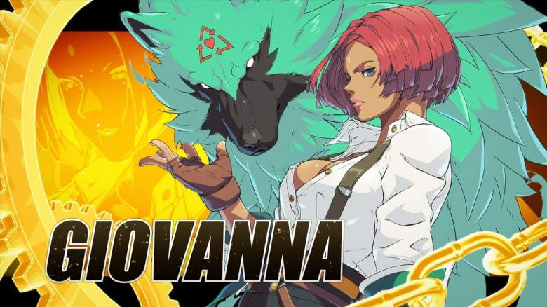 Giovanna Guilty Gear Strive