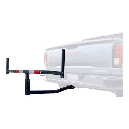 MaxxHaul Hitch Mount Truck Bed Extender