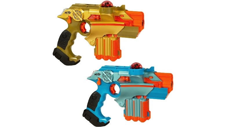 Nerf Official Lazer Tag Phoenix LTX Tagger 2-pack