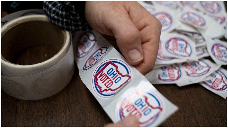 ohio 2020 election