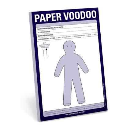 paper voodoo