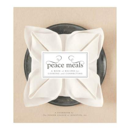 peace meals cookbook