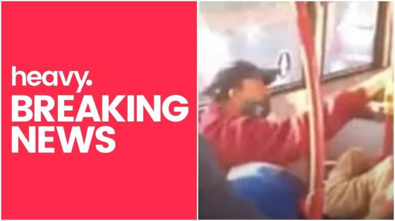 Bus Attack United Kingdom