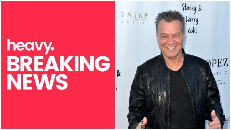 Eddie Van Halen Dead