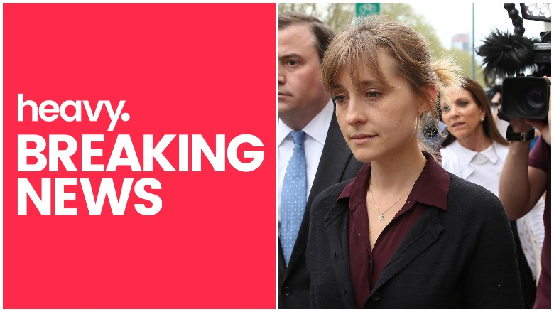 Allison Mack Sentencing