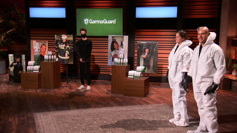 GarmaGuard on Shark Tank