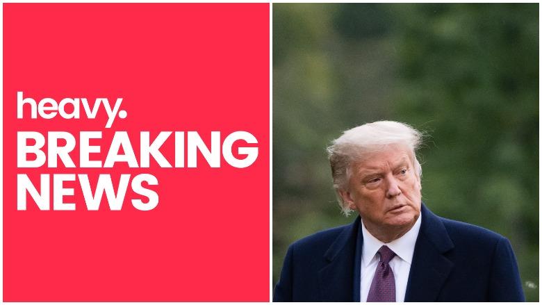 Trump Oct 1