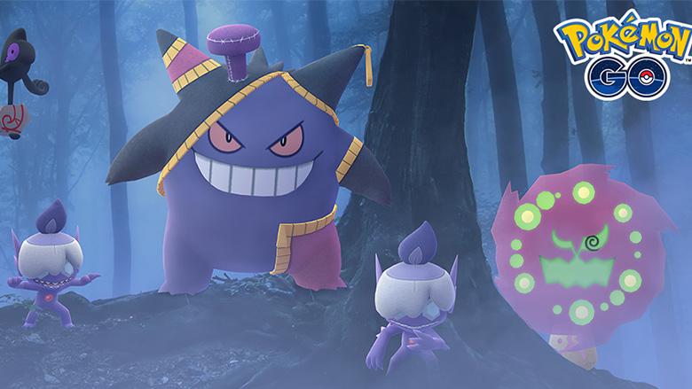 pokemon go a spooky message unmasked