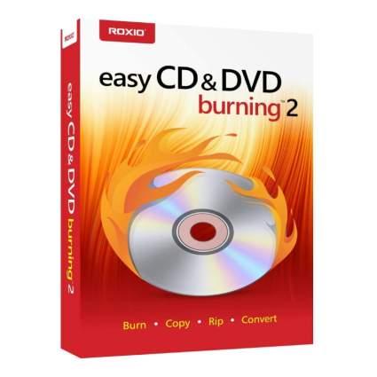 roxio burner software