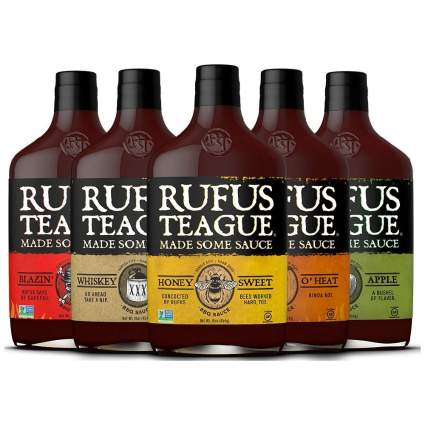 Rufus Teague BBQ Sauce Variety Pack