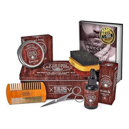 sandalwood beard care kit