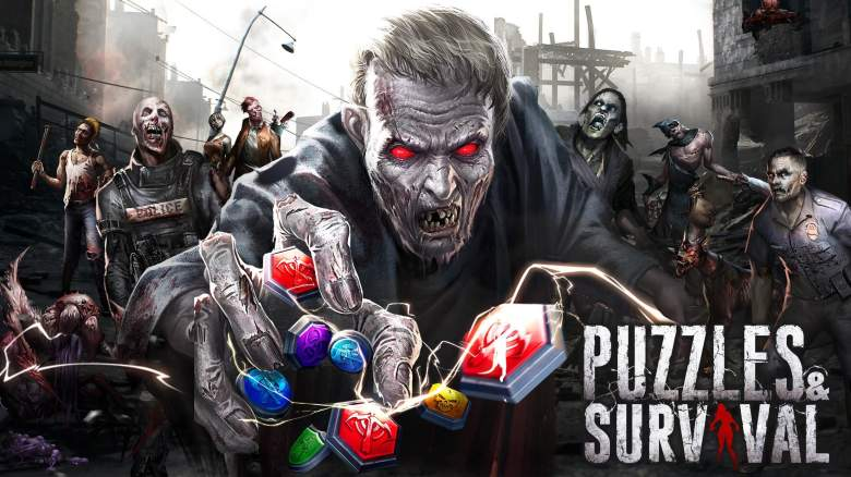 Puzzles and Survival Game