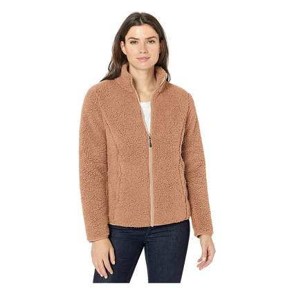 sherpa coat amazon essentials
