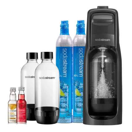 sodastream sparkling water machine