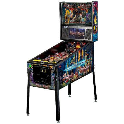 Stern Pinball Black Knight Arcade Game