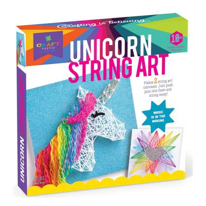 unicorn string art kit for kids
