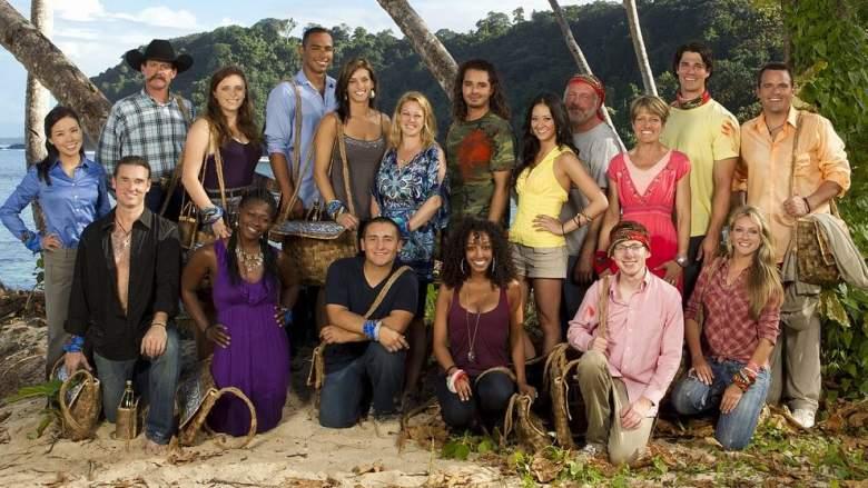 The cast of Survivor: South Pacific