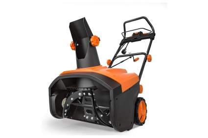 Tacklife 20-Inch 15 Amp Electric Snow Thrower